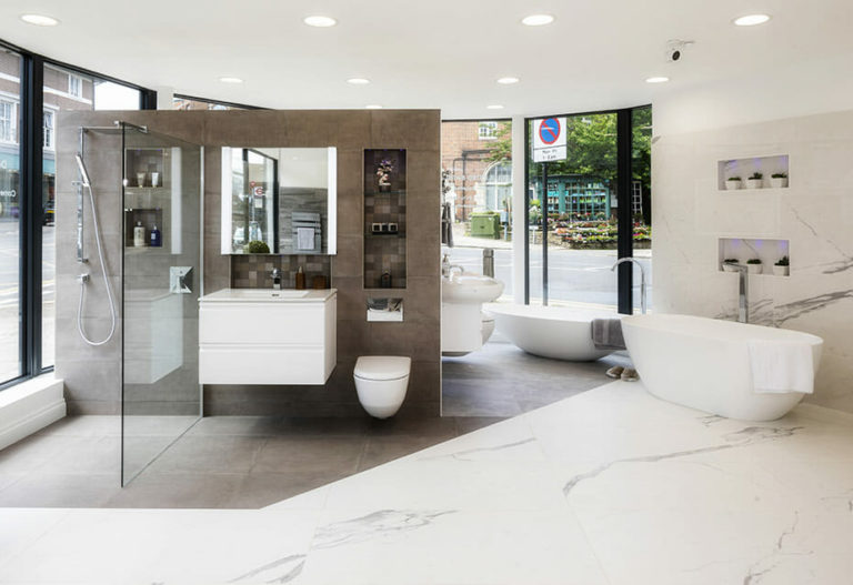 affordable luxury bathrooms finchley